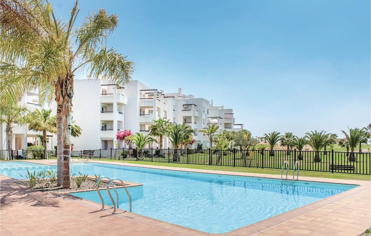 Holiday apartment with 3 bedrooms on 62m² in Roldán