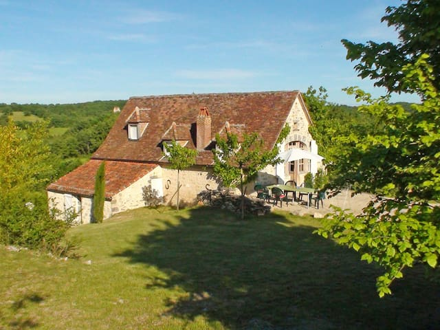 Holiday home in Carennac