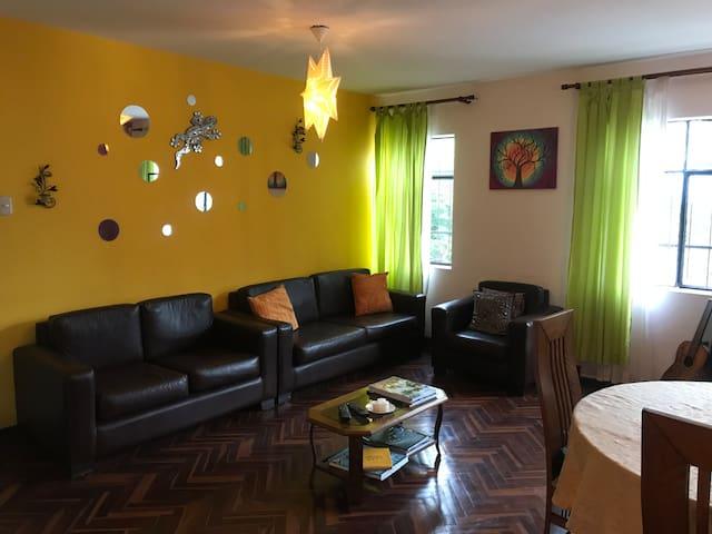 Bedroom for rent in Miraflores # 1