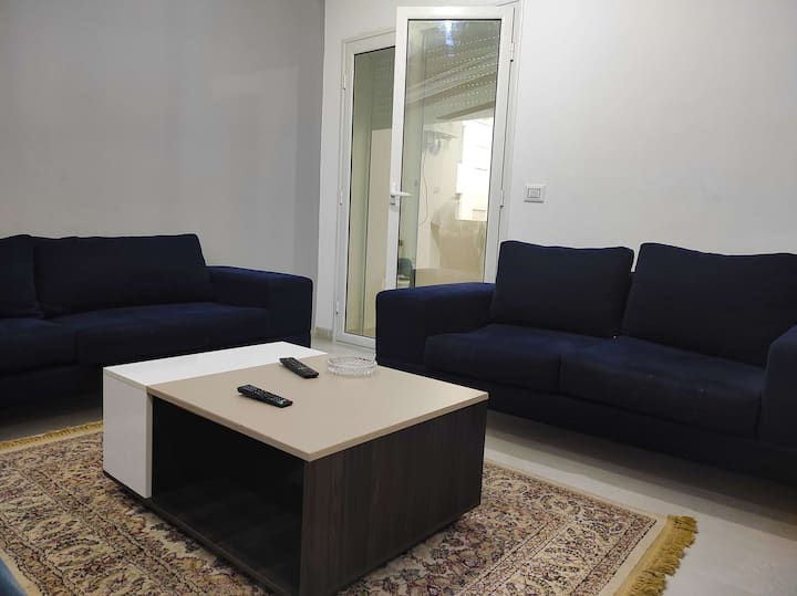 Spacious apartment | Elegant design |Fully equiped