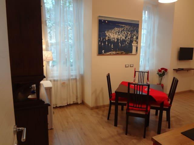 Superior Studio Apartment with private bathroom