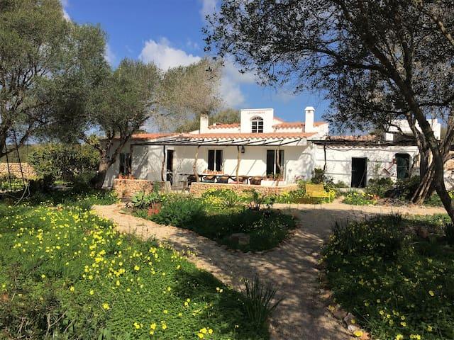 Bonita casa en el campo de Alaior - Alaior - House