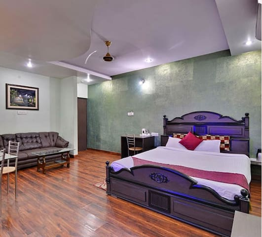 Hotel Blues Shivalik(Premium Room)