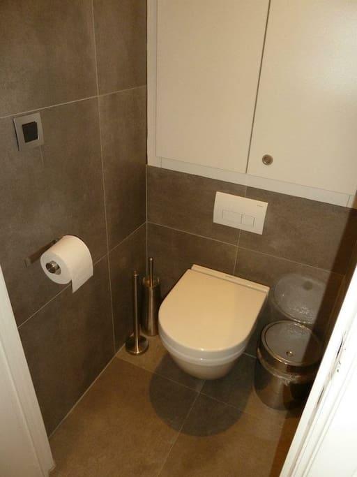 Afzonderlijk toilet