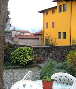 "In the heart of ""Barga Vecchia"" - Barga"