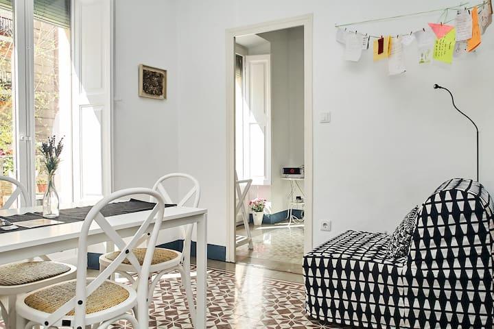 Apartment in 1st floor,on the Roman Circus&Center