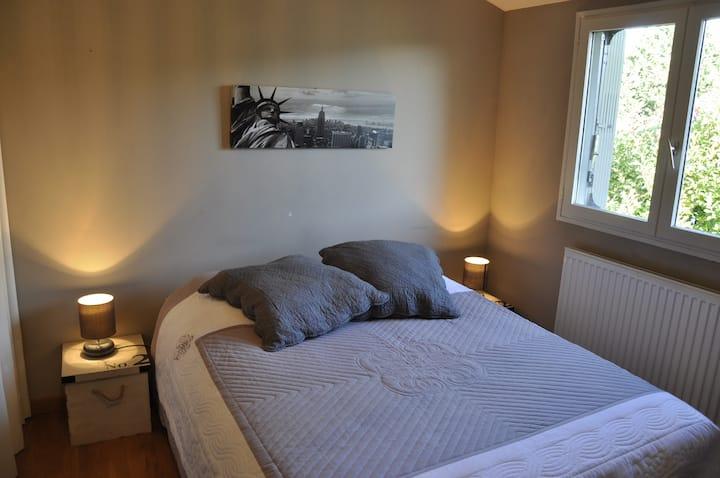 Toulouse-Balma:  Chambre  privée dans maison