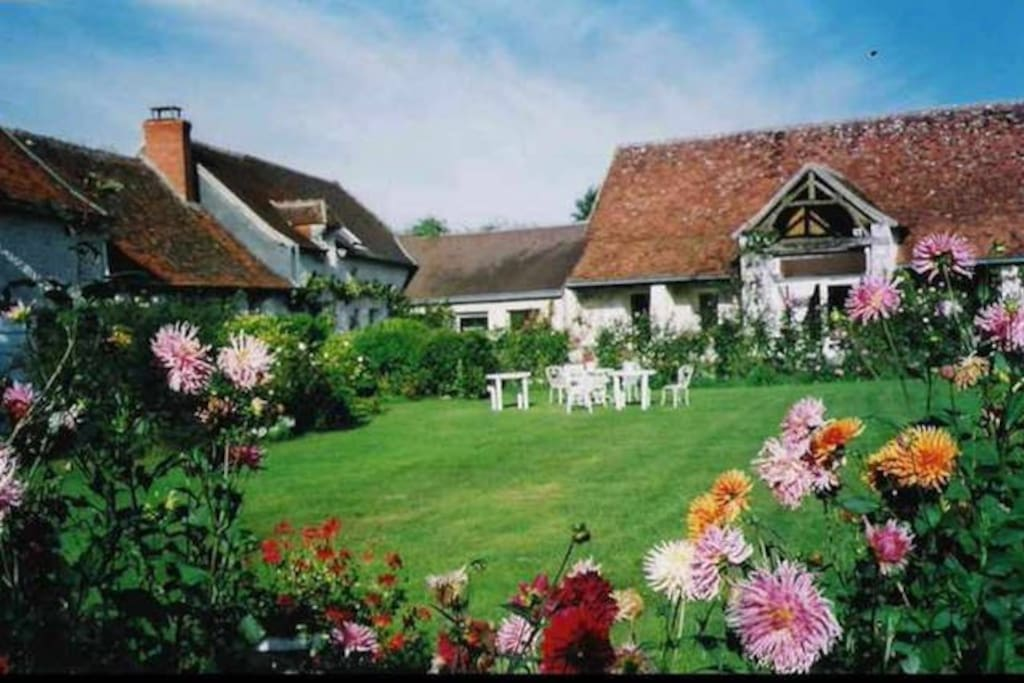 Charming B Amp B In The Souht Loire Valley Houses For Rent