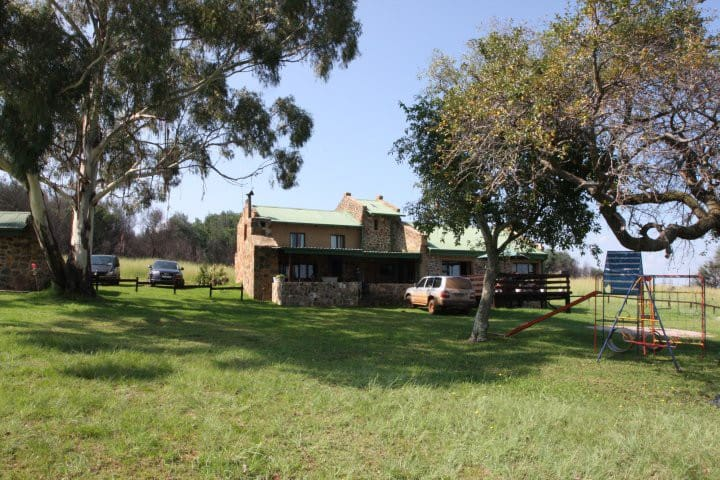 Wetlands Country Lodge-Wetlands House