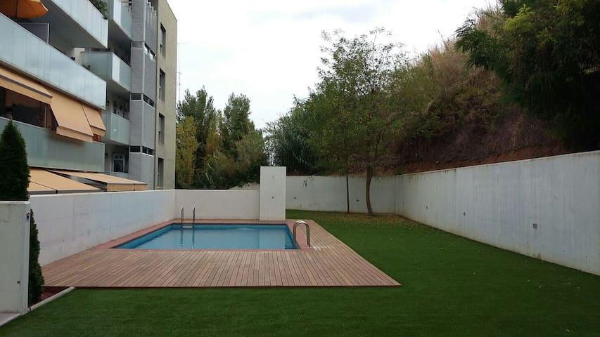Apto 2hab Pl Baja cerca playa - Arenys de Mar - Apartment