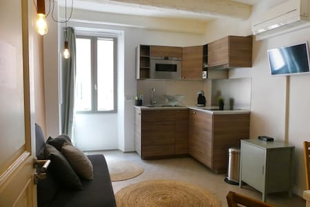Flat n°1 in the old heart of St-Tropez