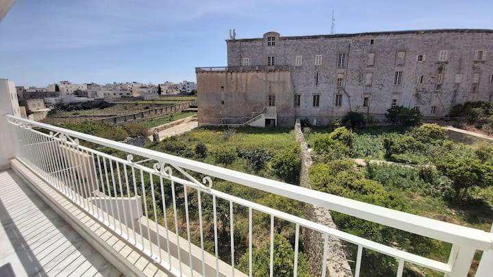 Entire Flat #2 with views Rabat Malta