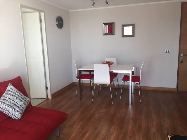 Centro temuco, amplio y nuevo Depto - Temuco - Appartement en résidence
