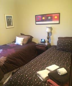 ComfyTwin Beds with Pretty Views! - 伍德兰公园(Woodland Park) - 独立屋