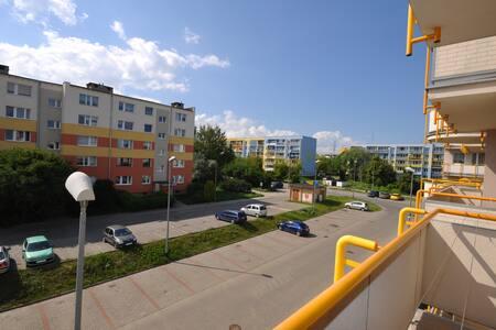 Ładne mieszkanie-Gdańsk Chełm