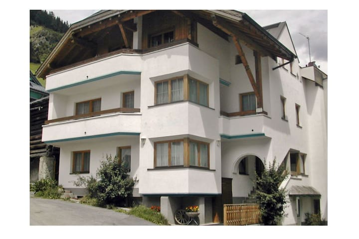 Attractive Apartment in Ischgl near Ski Area
