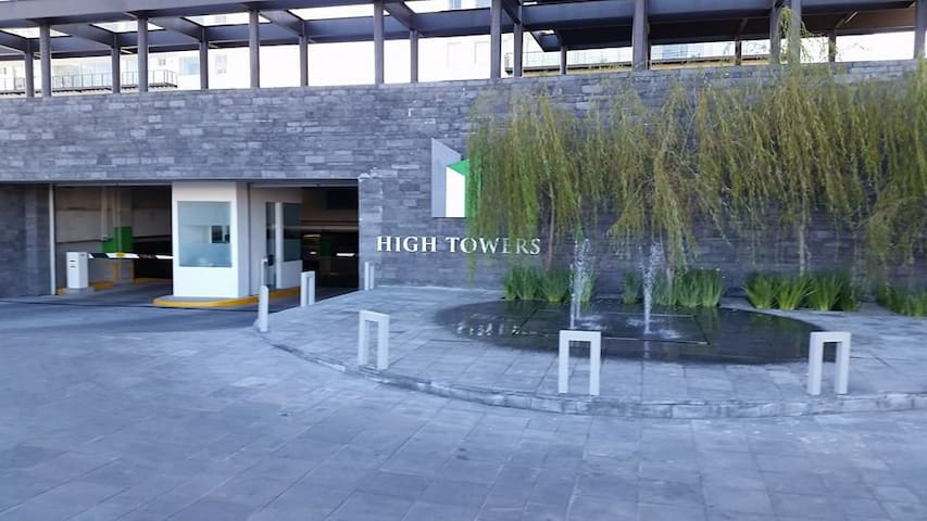 Luxury apartment in Puebla - San Andrés Cholula - Apartment