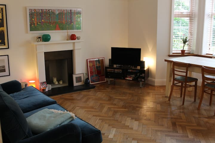 Spacious & stylish North London apartment - London - Apartment