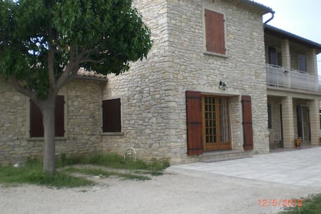 maison dans le Gard proche d'Avignon la mer a 1 h - Laudun-l'Ardoise