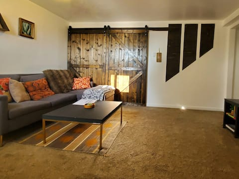 Southwestern private stay