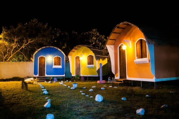 Tucuns Camping Búzios Bangalô 01 - Armação dos Búzios - Altres