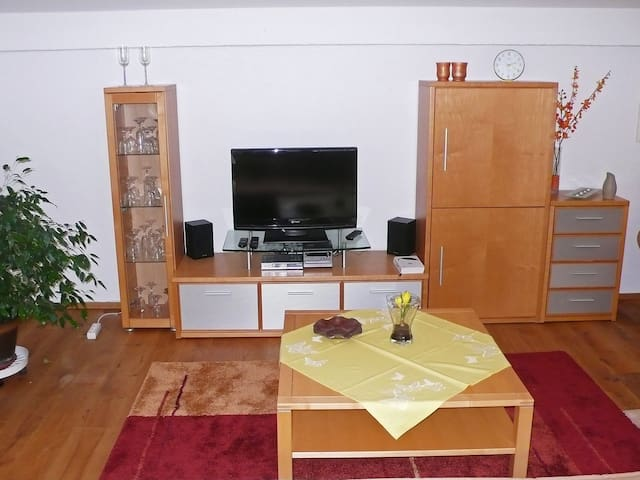 Apartment Waldeiche-Rheinblick for 2 persons in Sankt Goar - Sankt Goar - Lakás