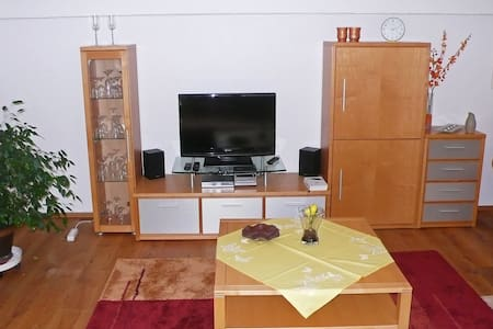 Apartment Waldeiche-Rheinblick for 2 persons in Sankt Goar - Sankt Goar - Apartment