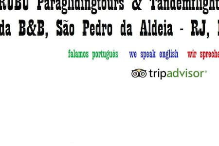 URUBU Pousada - São Pedro da Aldeia