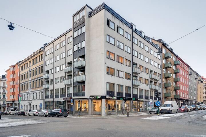 Central mini-lägenhet