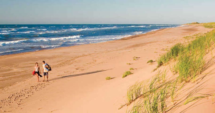 Drive PEI - Beaches & Day Trips