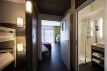 Appartement 4 personnes au coeur d'une résidence de tourisme
