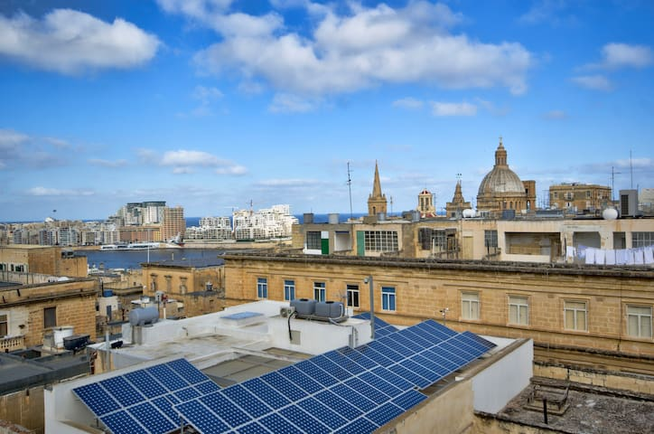 10 Strait Str Valletta - Penthouse - Valletta - Apartament