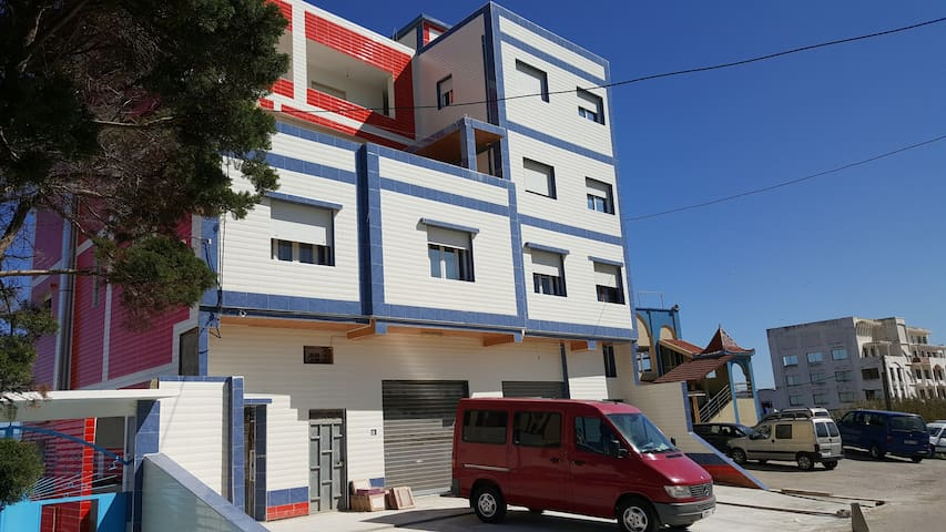 Residence beautiful view TANGER - MED - Tangier - Daire