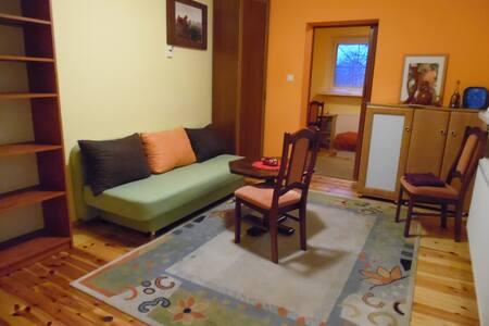 Samodzielny przytulny apartament - Szczecin