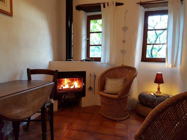 Chambre et table d'hôtes de charme en Cévennes