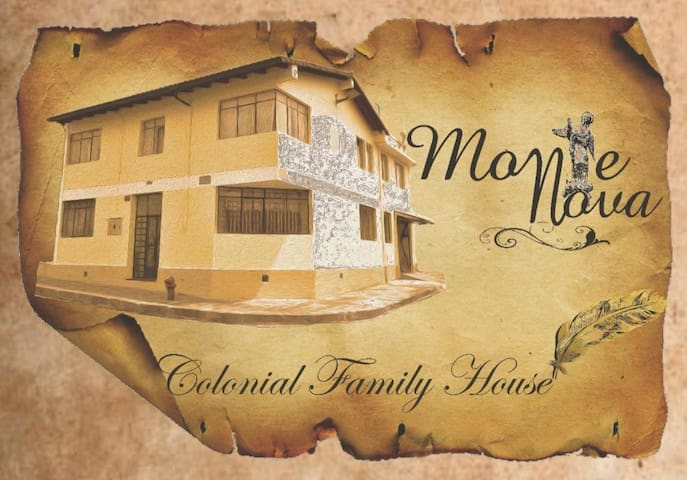 MONTENOVA - Colonial Family House