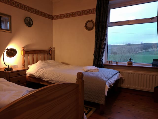 Hadrian's Wall B&B near Greenhead