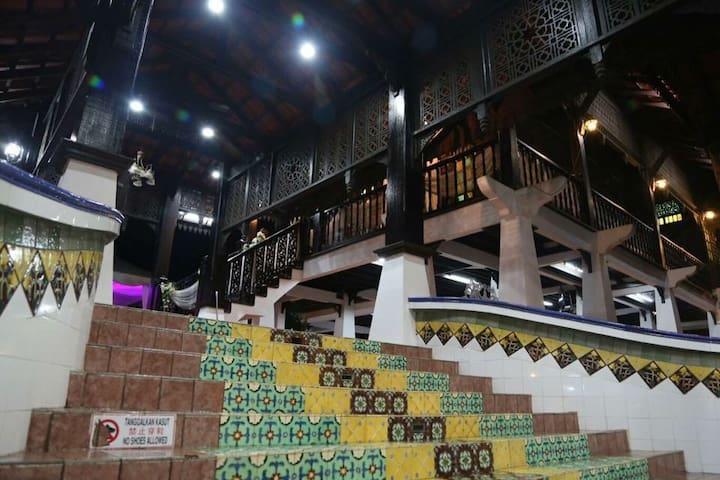 Lata Seri Pulai - Private Villas - Pekan Nanas - Vila