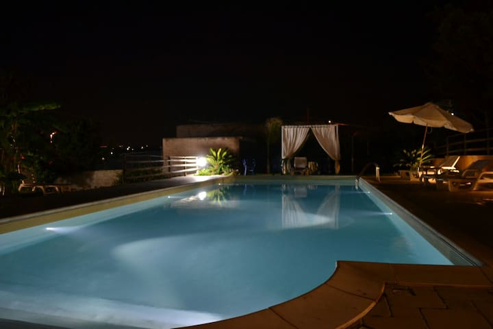 Villa Marigio with pool - Cava D'aliga - House