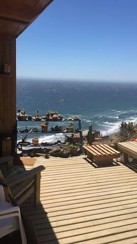 Casa vista al mar y salida de playa - VI Región, CL - บ้าน
