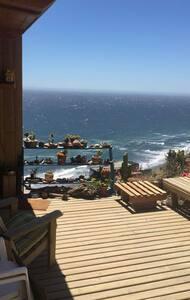 Casa vista al mar y salida de playa - VI Región, CL - Rumah