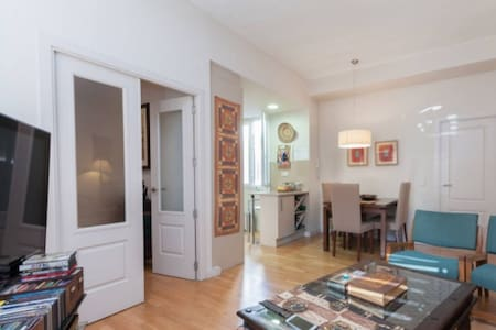 Private Room - 15min walk to Sol (City Center) - Madrid
