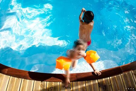 Villa Merida, plage et piscine - Santec