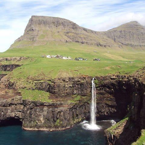 Lejlighed i natursmukke omgivelser. - Miðvágur - Apartmen