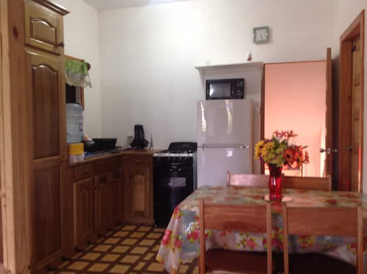 Webs Apartment-Hopkins, Belize-Cultural Village