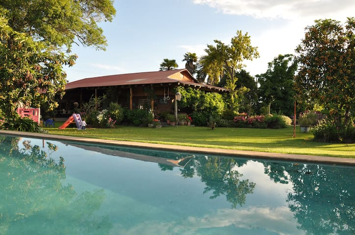 B&B Sta. Marta, Descanso Campestre - Curicó - Bed & Breakfast