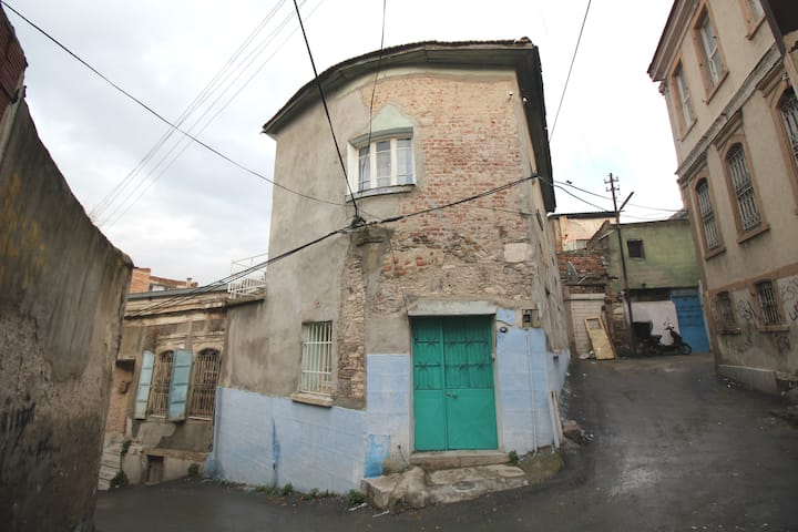 "Sayeban ""Historical City Center House"""
