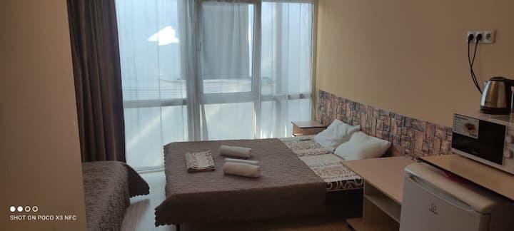 Квартира в Олимпийском парке 36