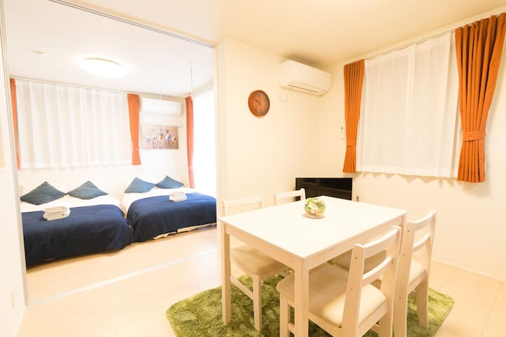NEW!!2min Near-Station TokyoDome Luxury House 17