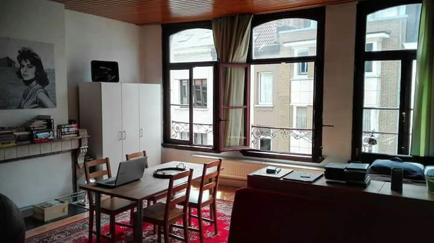 ENJOY ANTWERPEN (city center) - Antwerpia - Apartament